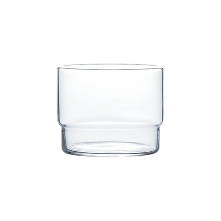 HS Platinum Glass  9.5oz Tumbler - Division and Co.