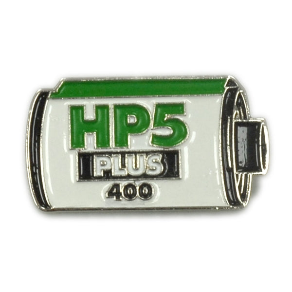 Ilford HP5+ Enamel Lapel Pin - Division and Co.