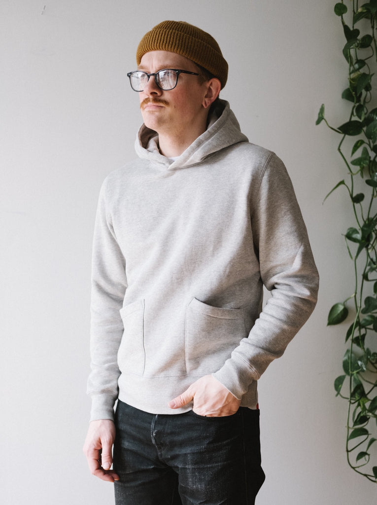 Knickerbocker Standard Hoody - Heather Gray - Thirdmark Supply House