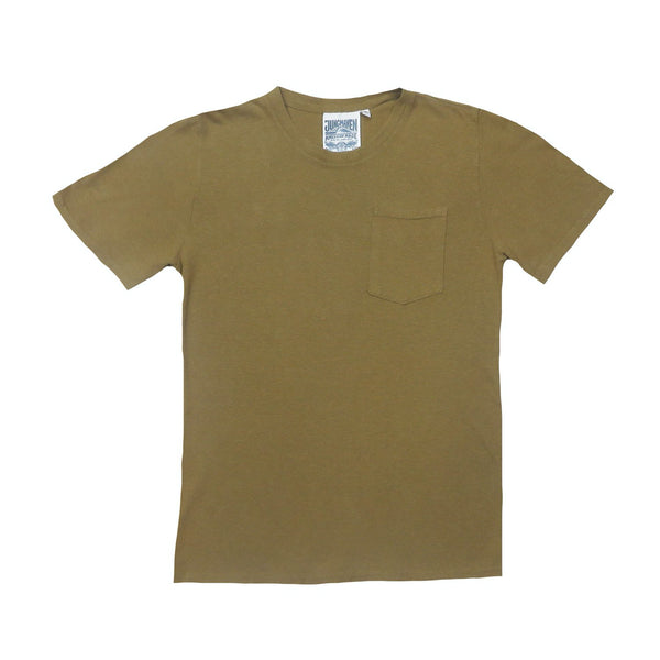 Jung Pocket Tee - Coyote - Thirdmark Supply House
