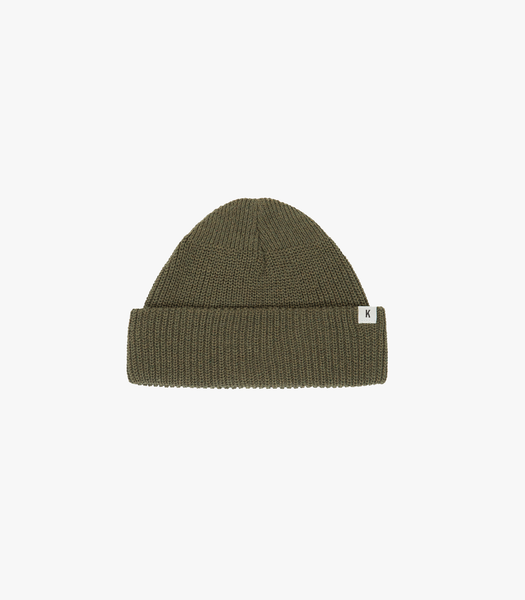 Knickerbocker Watch Cap Type II - Olive - Thirdmark Supply House