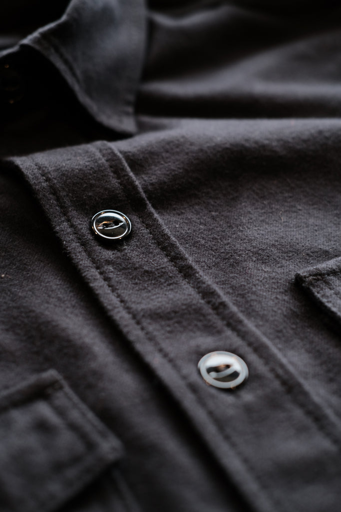 CPO Overshirt Brushed Flannel - Thirdmark Supply House