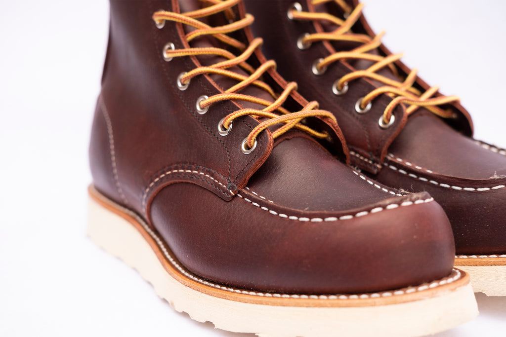 Red Wing Heritage - Classic Moc - Briar Oil Slick 8138 - Division and Co.