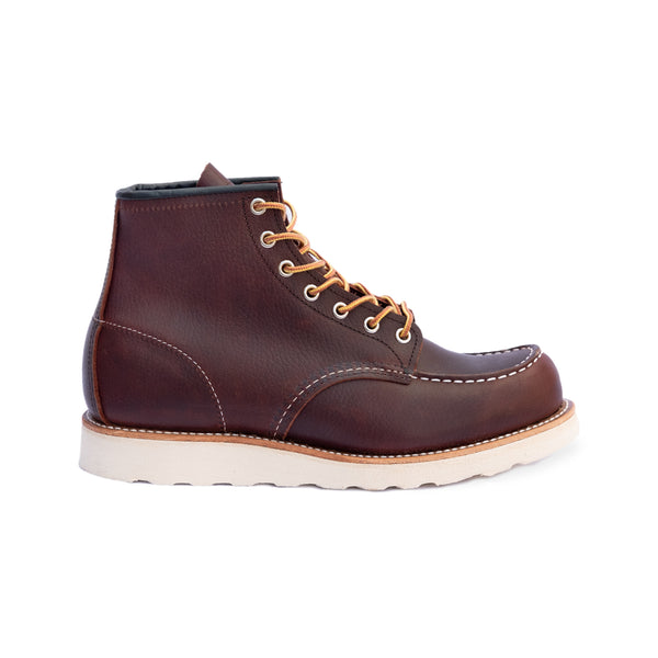 Red Wing Heritage - Classic Moc - Briar Oil Slick 8138 - Thirdmark Supply House