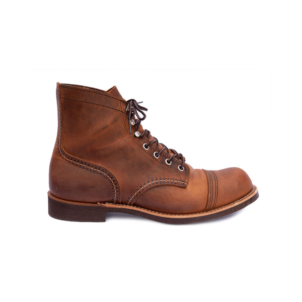 Red Wing Heritage - Iron Ranger - Copper Rough & Tough 8085 - Thirdmark Supply House