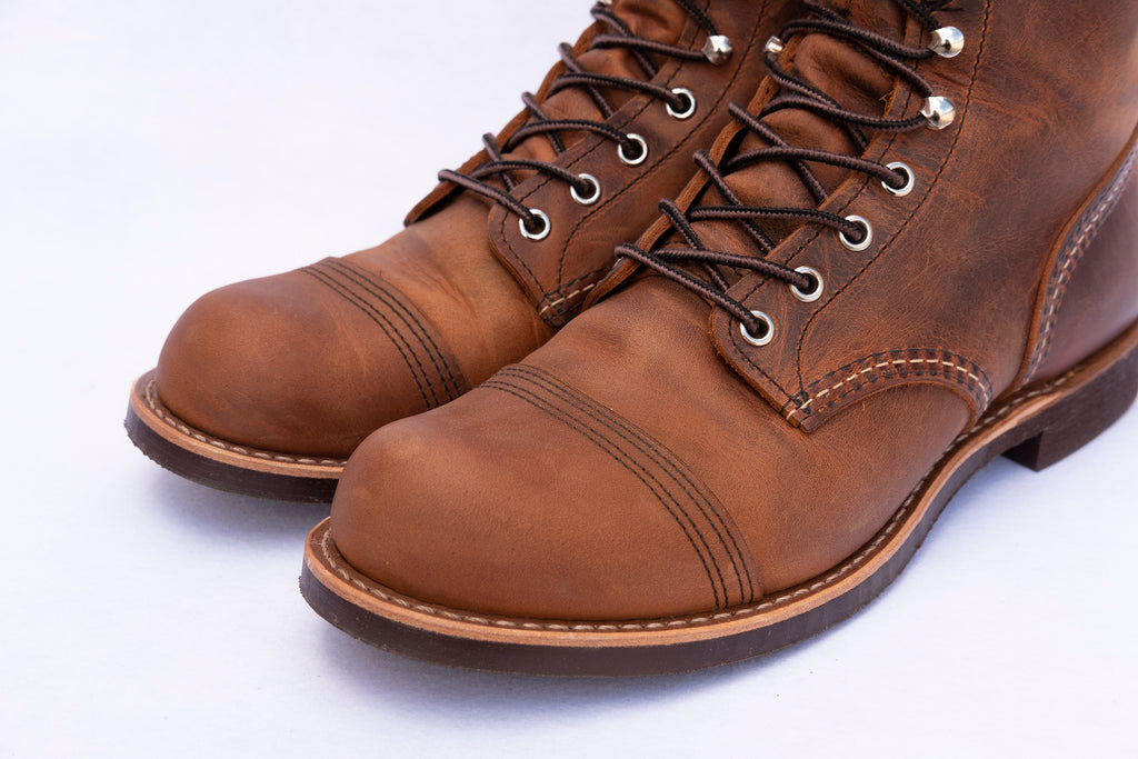 Red Wing Heritage - Iron Ranger - Copper Rough & Tough 8085 - Division and Co.