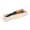 Opinel No8 Black Oak Folding Knife - Division and Co.