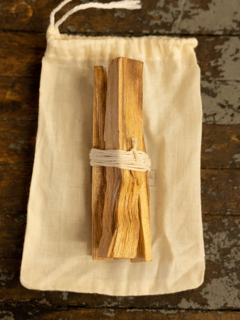 Palo Santo Smudge Bundle - Thirdmark Supply House