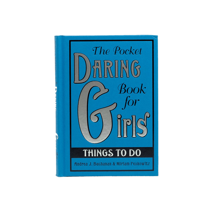 The Pocket Daring Book for Girls: Things to Do - Division and Co.