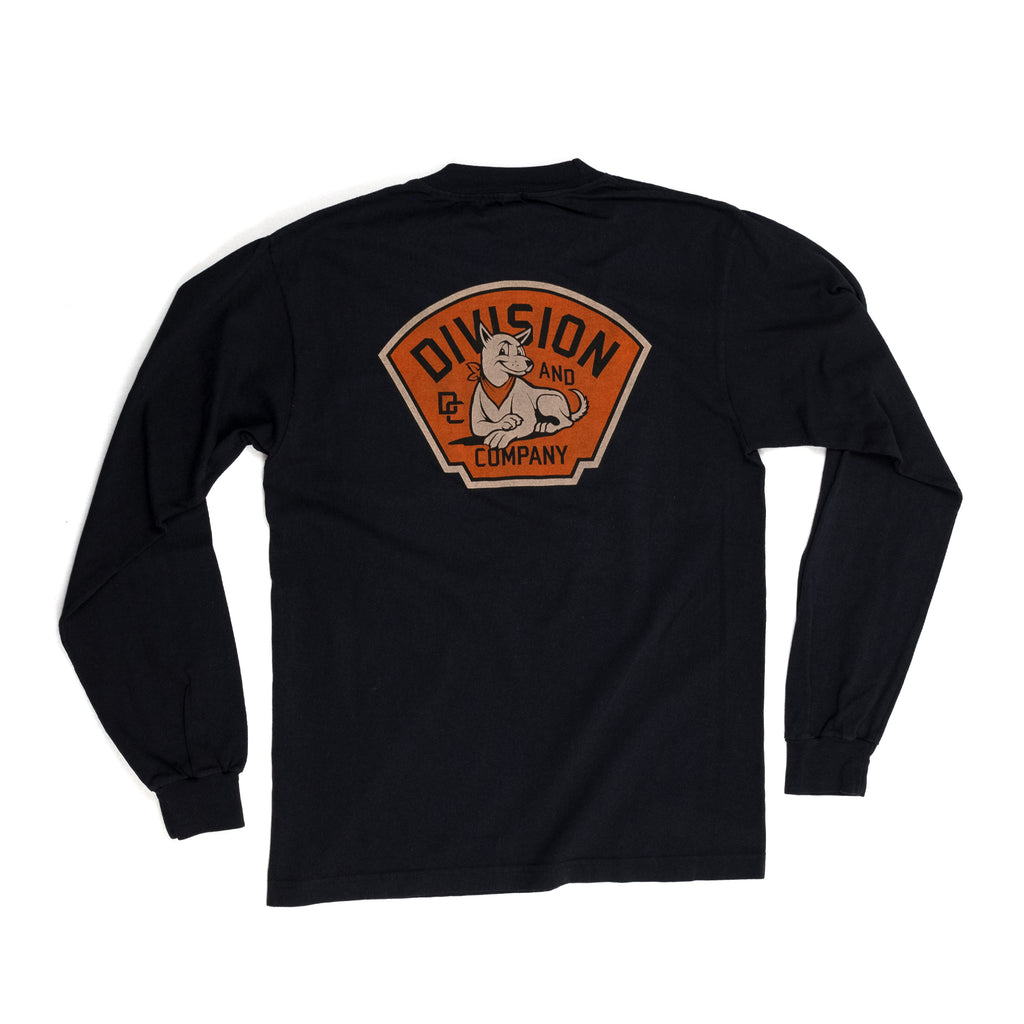 Division & Co. Long Sleeve Pocket Tee - Division and Co.