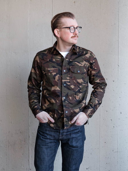 Rogue Territory Work Shirt - RAF Camo - Thirdmark Supply House