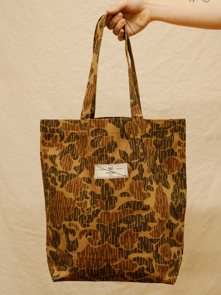 Rogue Territory Custom Tan Camo Tote Bag - Thirdmark Supply House