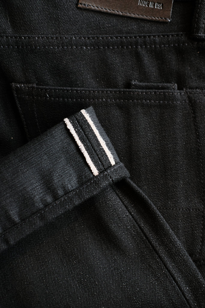 Rogue Territory Stanton Cryptic Stealth Selvedge Denim
