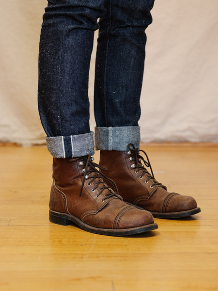 Red Wing Heritage - Women's Iron Ranger - Amber Harness 3365 - Thirdmark Supply House