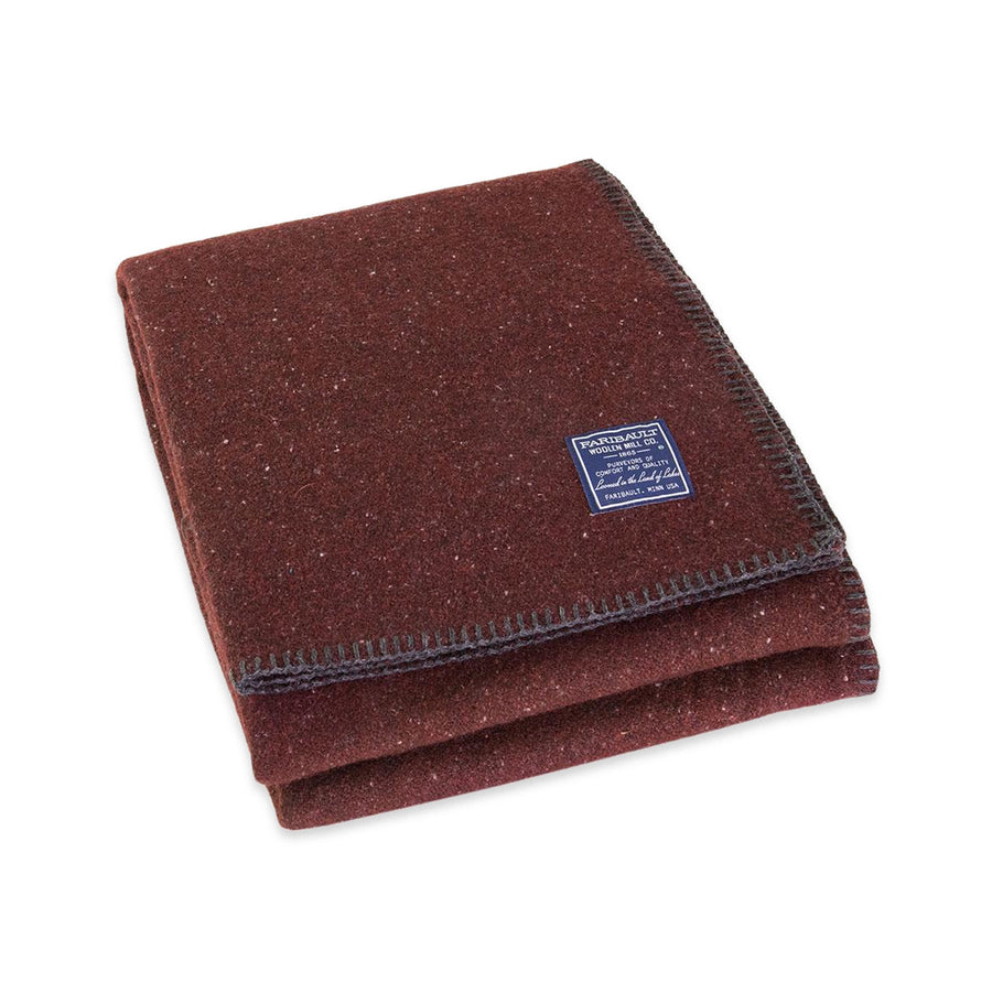Utility Wool Blanket | Red - Division and Co.