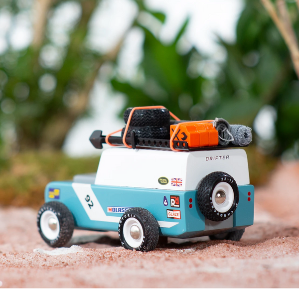 Drifter Rainforest Adventure Vehicle - Thirdmark Supply House