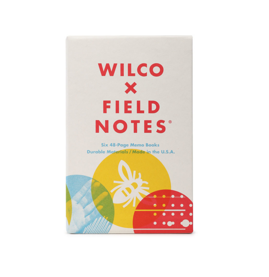 Field Notes x Wilco Box Set - Division and Co.