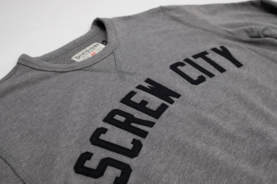 Screw City Crewneck Sweatshirt - Division and Co.