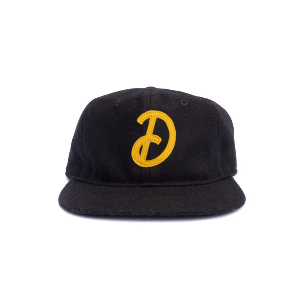 Division Script Ballcap - Division and Co.