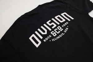 Script Pocket Tee - Division and Co.
