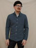 Jack Shirt Roped Indigo - Thirdmark Supply House