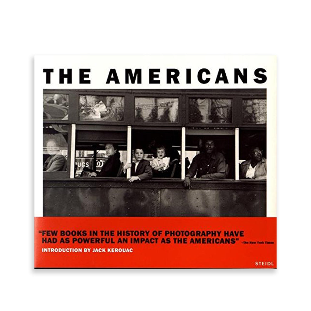 The Americans - Robert Frank | Photo Book - Thirdmark Supply House