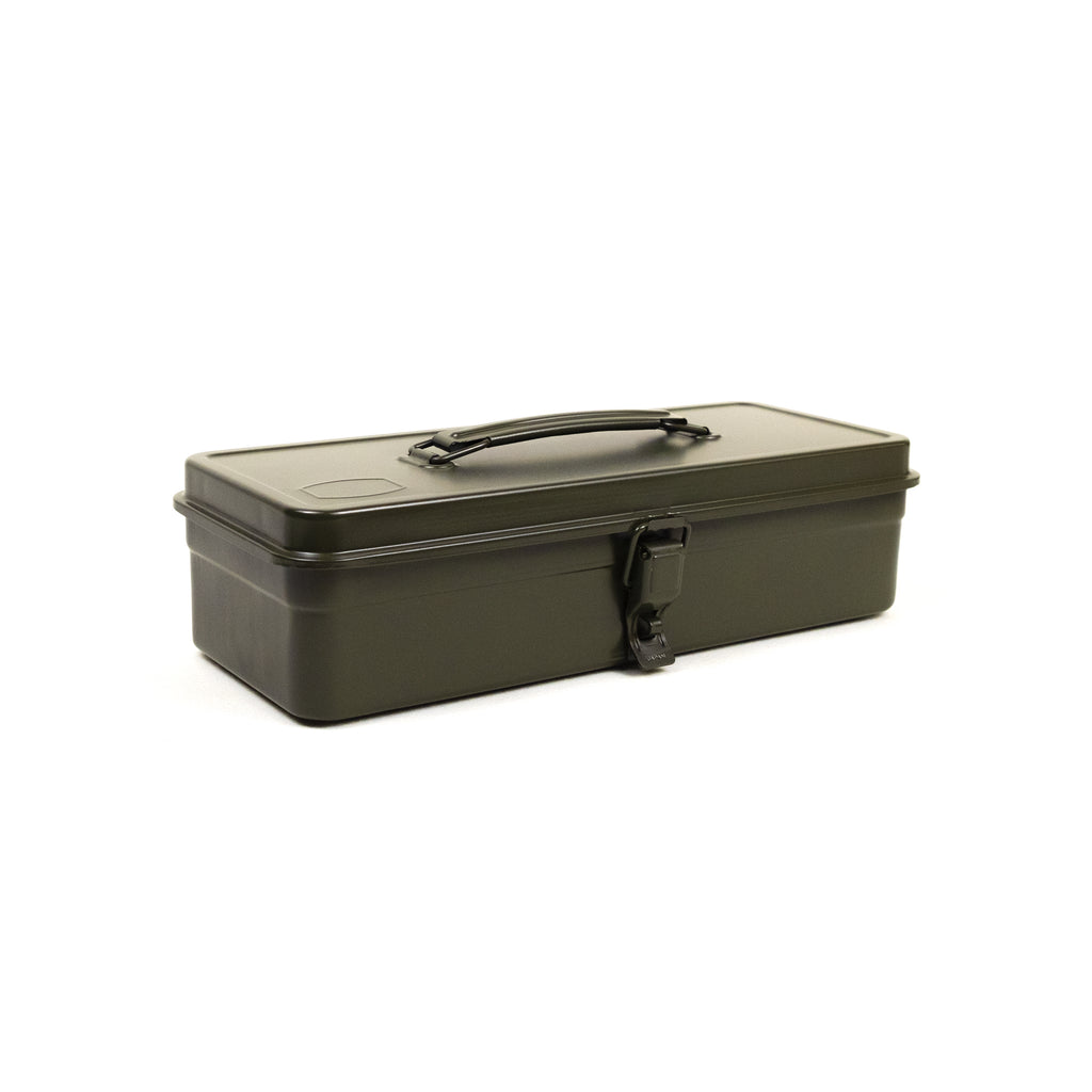 Flat Top Steel Tool Box - Division and Co.