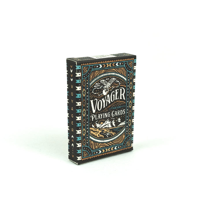 Voyager Playing Cards - Division and Co.