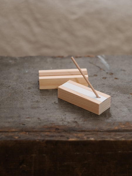 Hinoki Natural Incense - Division and Co.