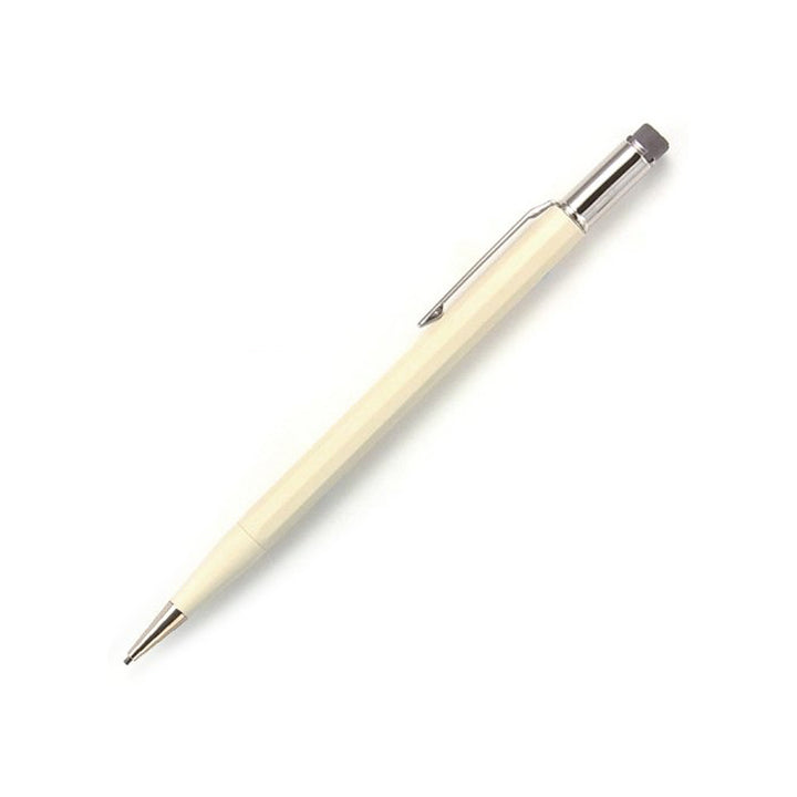 All-American Standard Mechanical Pencil | Ivory (0.9mm) - Division and Co.