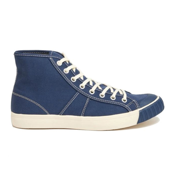 1892 National Treasure High Top Sneaker - Navy / White - Thirdmark Supply House