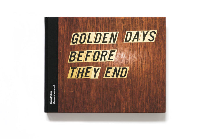 Golden Days Before They End | Photo Book - Division and Co.