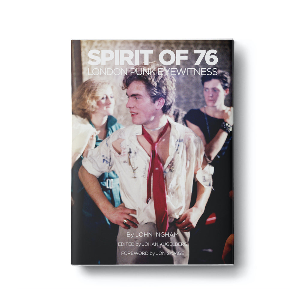 Spirit Of '76 - John Ingham | Photo Book - Division and Co.