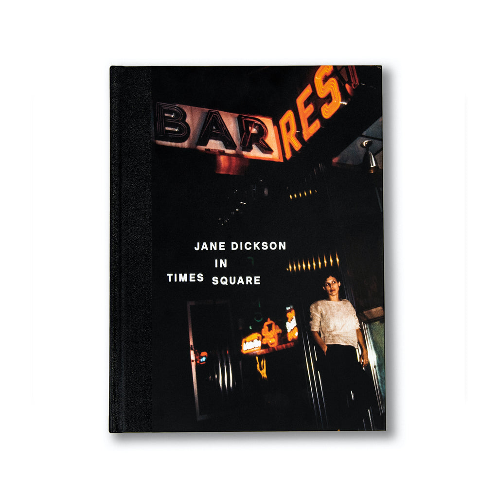 Jane Dickson In Times Square | Art Book - Division and Co.