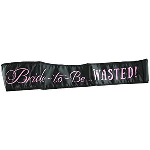bachelorette party,party bachelorette,bachelorette parties,bachelorette party ideas,bachelorette decorations,bacheloretteplans.com, bachlorette games, bride to be games, bachelorette party games,Bride To Be Wasted Sash