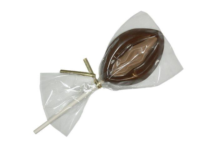 Vagina Sucker Chocolate (net)