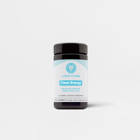 Clean Energy Adaptogen Blend