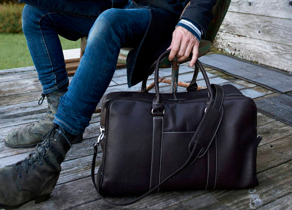 5 Leather Gifts for Men That Will Make Holiday Shopping a Breeze