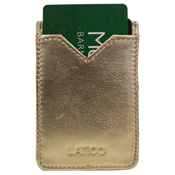 Adhesive Credit Card Holder
