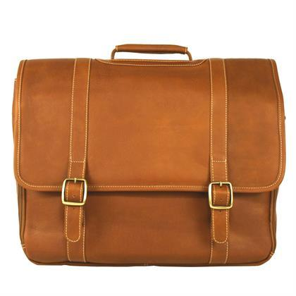 Wall Street Laptop Brief - Latico Leathers