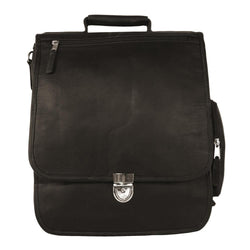 Hollywood Laptop Shoulder Bag/Brief - Latico Leathers