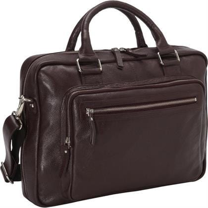 Barcelona Laptop Brief - Latico Leathers