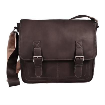 Adventurer Messenger Bag - Latico Leathers