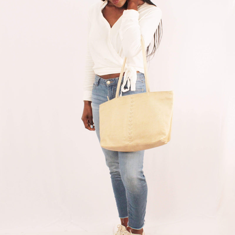 Mar Tote/Shoulder Bag - Latico Leathers