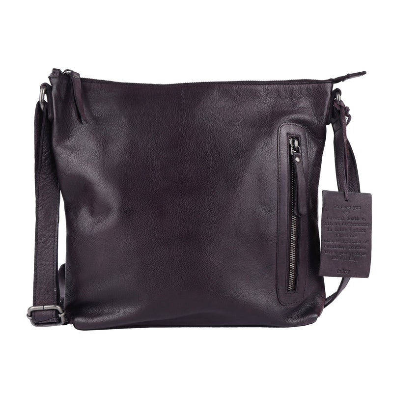 Turner Crossbody/Shoulder Bag - Latico Leathers