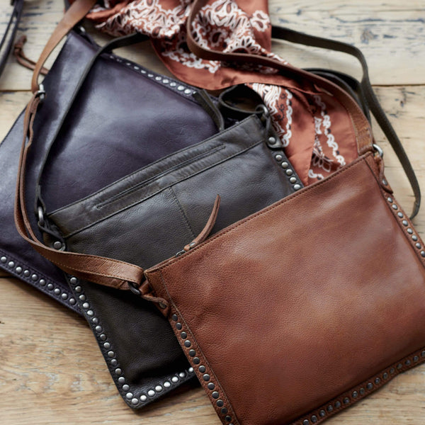 Gabriel Crossbody - Latico Leathers