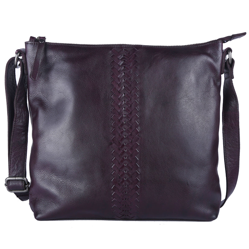 Imani Crossbody/Shoulder Bag - Latico Leathers