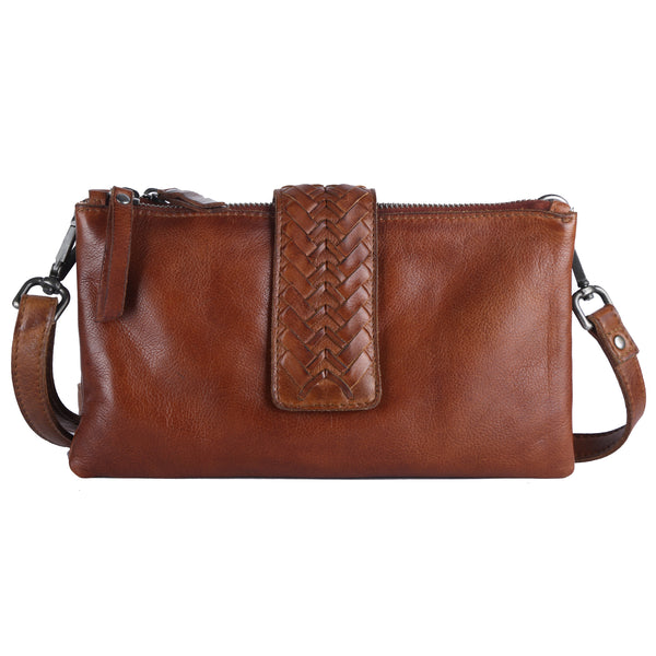 Malabar Crossbody - Latico Leathers