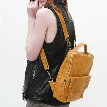 Hester Backpack - Latico Leathers