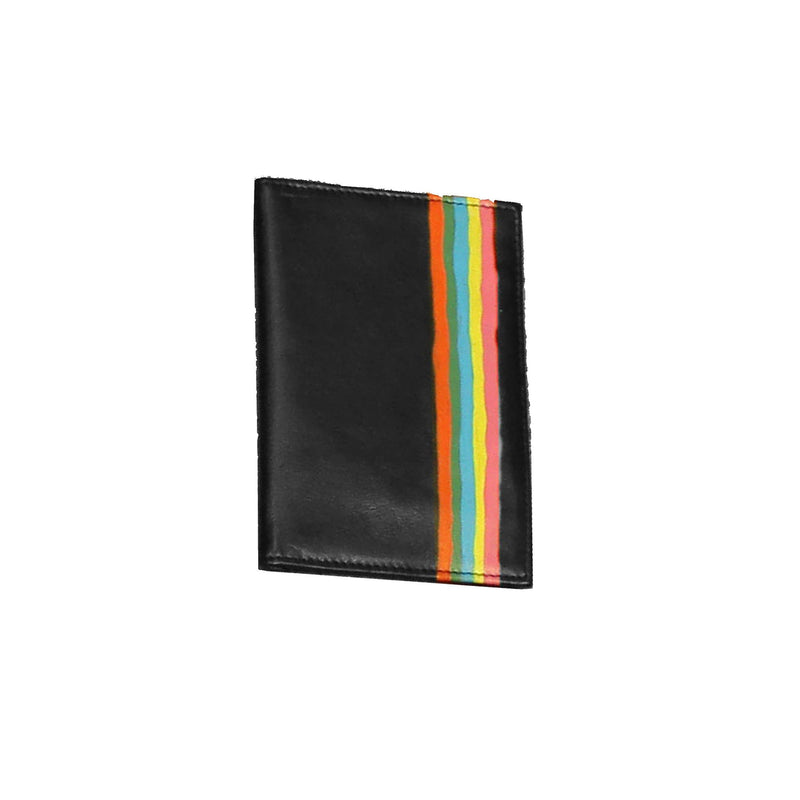 Rainbow Passport Wallet - Latico Leathers